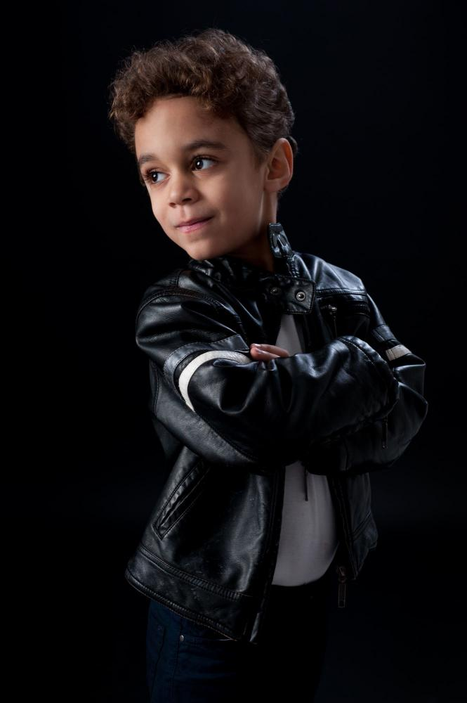 shooting photo enfant en studio professionnel paris 3